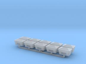 Streugutbox in 1zu160 in Smooth Fine Detail Plastic
