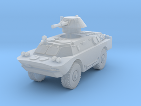 MG144-R19 BRDM-2 in Smooth Fine Detail Plastic