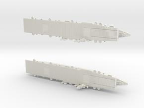 Independence Class 1/4800 in White Premium Versatile Plastic