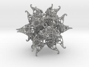 JkT Fractal in Aluminum