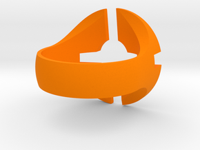 Team Fortress 2 Ring in Orange Strong & Flexible Polished: 6 / 51.5