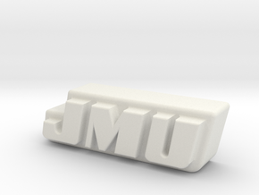 JMU Candy Mold Press in White Natural Versatile Plastic