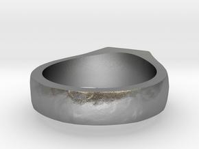 Dota2 Signet Ring in Natural Silver: 6 / 51.5