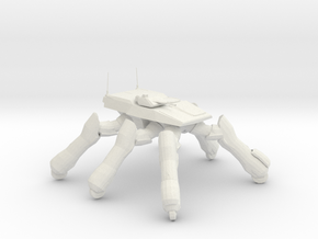 Type 91 ALFV IFV (Infantry Fighting Vehicle) in White Natural Versatile Plastic: 1:144