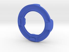 TheBrim® G77 Gaffnut in Blue Processed Versatile Plastic