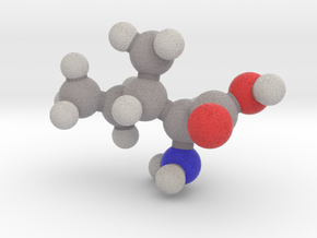 L-isoleucine in Full Color Sandstone