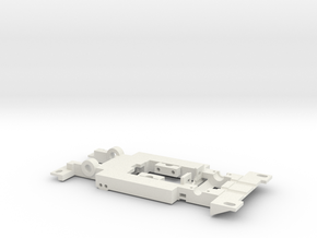 Carrera Universal 132 Lancia Beta Montecarlo Gr.5 in White Natural Versatile Plastic