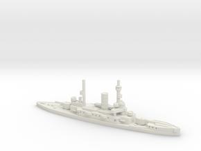 HDMS Peder Skram 1/1250 in White Natural Versatile Plastic
