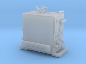 1/64-Scale Pumper Pump Module in Smooth Fine Detail Plastic