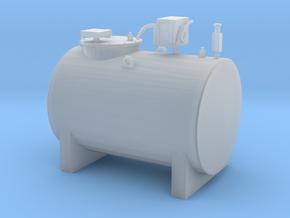 Diesel tank 2000L 1/32 in Smooth Fine Detail Plastic