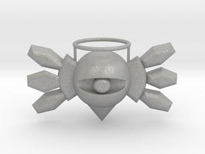 02 Kirby Boss in Aluminum