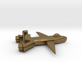 Jet no landing gear in Natural Bronze