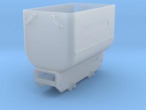 O&K Mine tub  in Smooth Fine Detail Plastic: 1:35