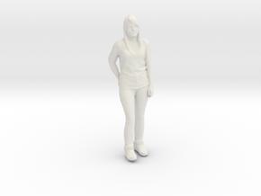 Printle C Femme 895 - 1/24 - wob in White Natural Versatile Plastic