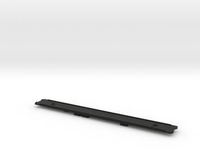 SBB Bpm 51 Unterteil Scale TT in Black Natural Versatile Plastic