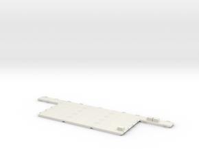 1/1200 RRDF in White Natural Versatile Plastic