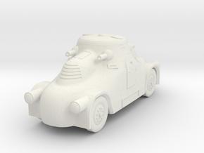 1/87 (HO) Skoda PA-II in White Natural Versatile Plastic
