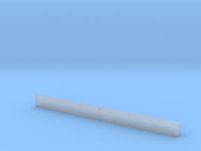 1/16 Sturmtiger front bar in Smooth Fine Detail Plastic