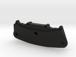 TC4 Bumper (STD) in Black Natural Versatile Plastic
