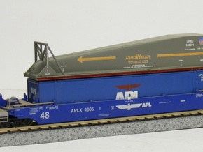 ArroWedge Container Load - Nscale in Frosted Ultra Detail