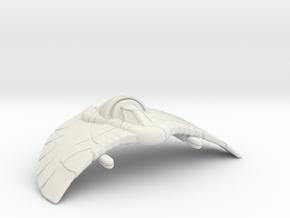 Death Glider: 1/270 Scale in White Natural Versatile Plastic