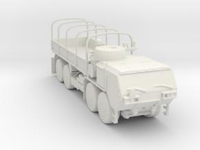 M997A4 Cargo Hemtt 220 scale in White Natural Versatile Plastic