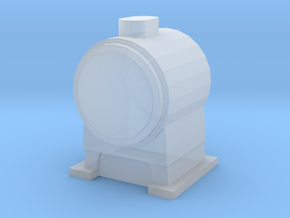TTTE - Märklin Lamp w/o Handle [H0/00] in Smooth Fine Detail Plastic