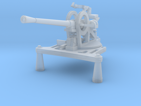 1/160 DKM 2cm Flakvierling AA gun in Smooth Fine Detail Plastic