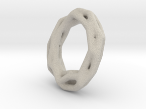 Twig Bracelet in Natural Sandstone