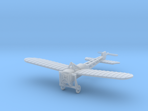1/87 (HO) Bleriot 11 in Smooth Fine Detail Plastic