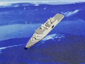 Absalon-class support ship, 1/1800 in White Natural Versatile Plastic