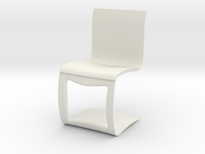 moder design chair in White Natural Versatile Plastic: 1:10
