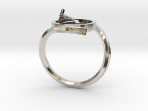 Half-life Ring in Platinum
