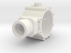 Achskörper 3-Link in White Natural Versatile Plastic