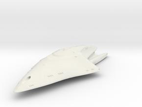 Dauntless big in White Natural Versatile Plastic