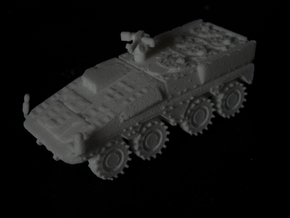MG144-G02 Boxer APC in White Natural Versatile Plastic