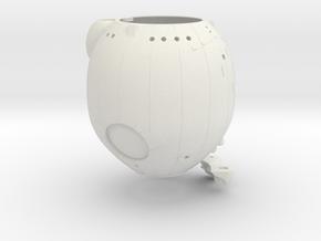 Soyuz WSF2-1.32 in White Natural Versatile Plastic