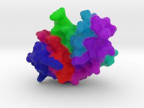 RNase A in Full Color Sandstone