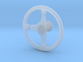 Steering Wheel P934-RSR Type - 1/10 in Smooth Fine Detail Plastic