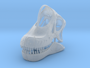 Giraffatitan - dinosaur skull replica in Smooth Fine Detail Plastic: 1:10