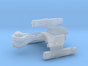 3788 Scale Klingon F6K Refitted Battle Frigate WEM in Smooth Fine Detail Plastic