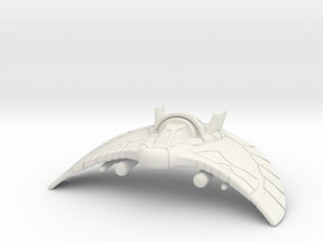 X-301: 1/270 scale in White Natural Versatile Plastic