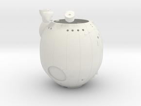Soyuz WSF2-1.50 in White Natural Versatile Plastic