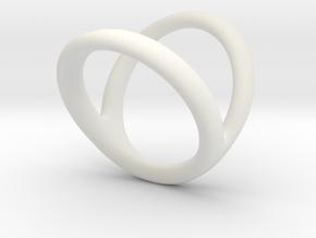 Ring 1 for fergacookie D1 3 D2 4 Len 180 in White Premium Strong & Flexible