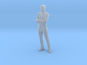 SE JFK figure in Smooth Fine Detail Plastic