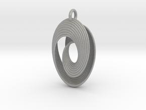 Mobius VII in Aluminum