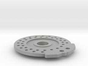 Disc Brake for 56mm Wheel_Disc in Metallic Plastic