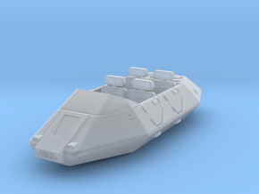 AC14A Air/Raft 4 Passenger (15mm) in Smooth Fine Detail Plastic