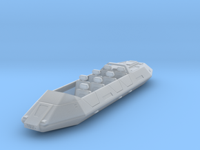 AC15A Air/Raft 7 Passenger (15mm) in Smooth Fine Detail Plastic