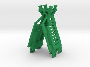 ATR Sniper Bipod in Green Processed Versatile Plastic